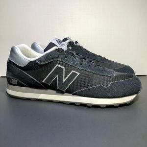 New Balance 515 Men's Navy Lace Up Shoes / Size 13